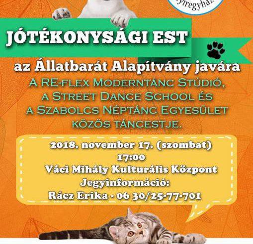 Novemberi program ajánlatunk