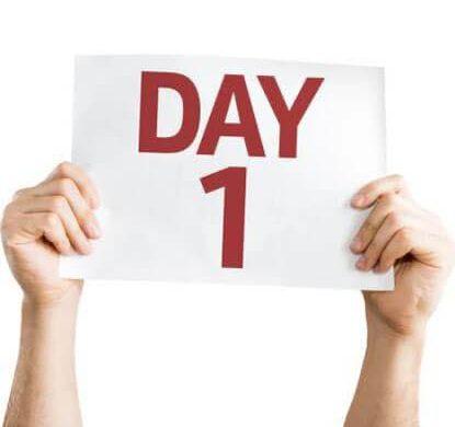 Karantén 1. nap