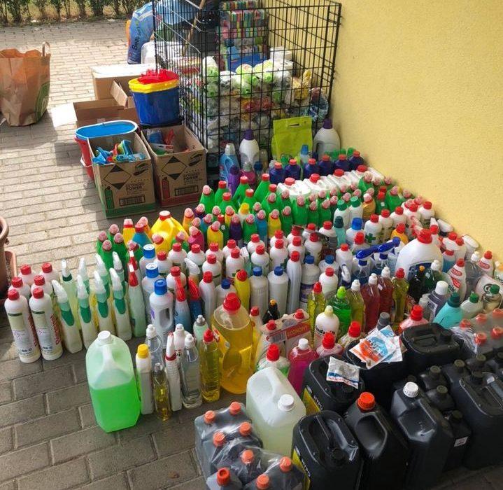 Garázsvásár, kutyaséta és tisztaság hétvége